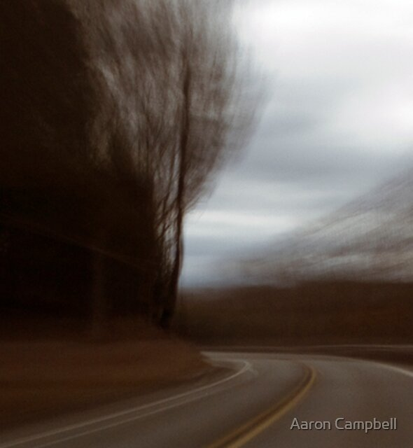 Around The Bend by Aaron Campbell