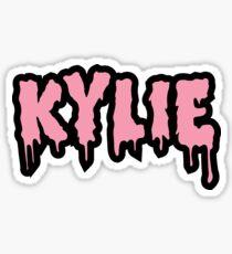 Pegatina Logotipo de Kylie Jenner