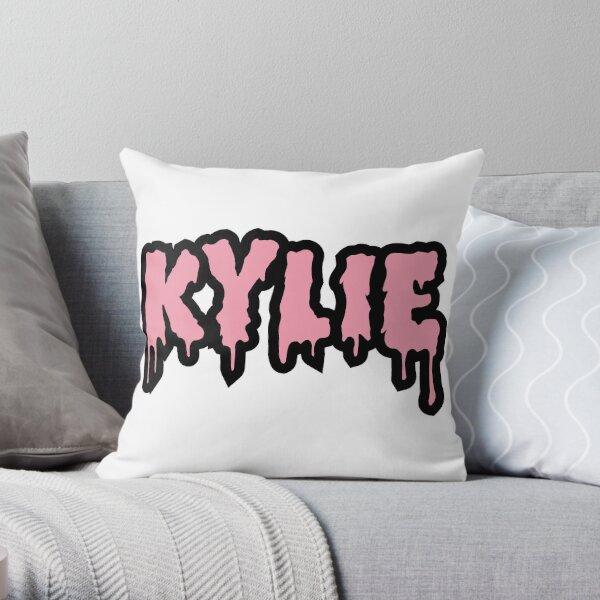 Logotipo de Kylie Jenner Cojín