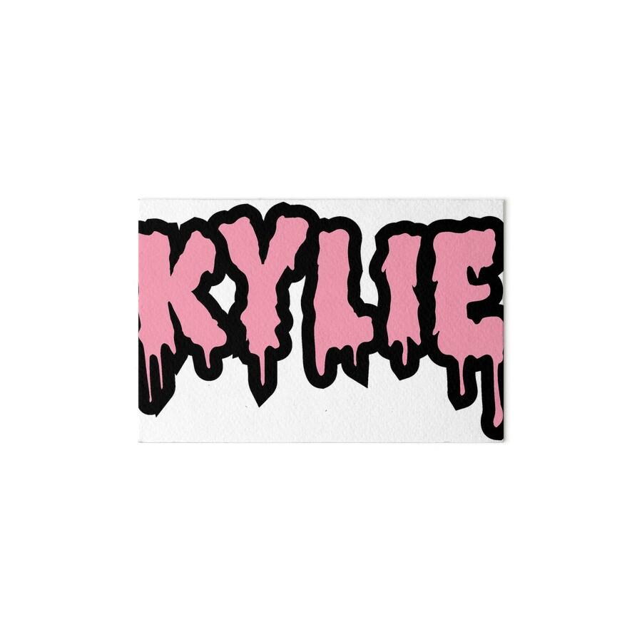 "10 Best Kylie Jenner Logo Images On Pinterest: ""Kylie Jenner Logo "" Art Boards By EmmaBlackk"