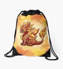 Autumn Dragon Drawstring Bag
