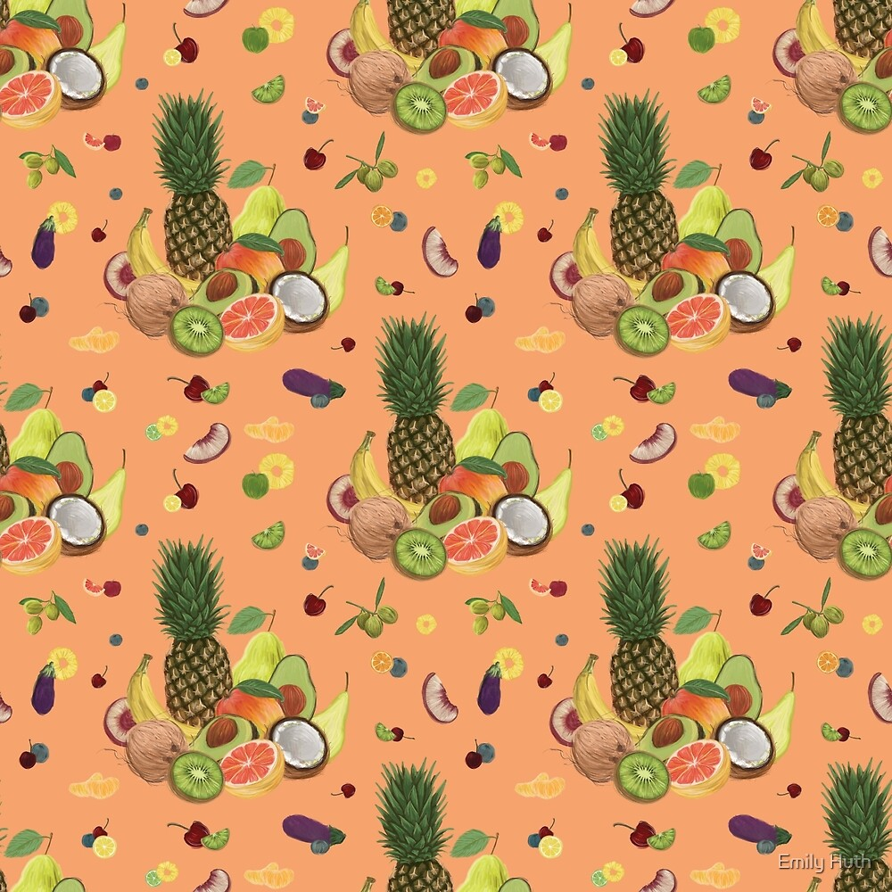 Fruit by Emily Huth