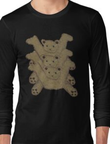 bears behind Long Sleeve T-Shirt