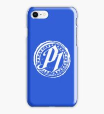 AJ Styles Phone Case - Blue&White iPhone Case/Skin