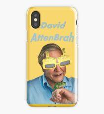 David Attenborough - P.I.M.P. iPhone Case/Skin