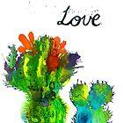 Cactus Love by Emma Kaufmann