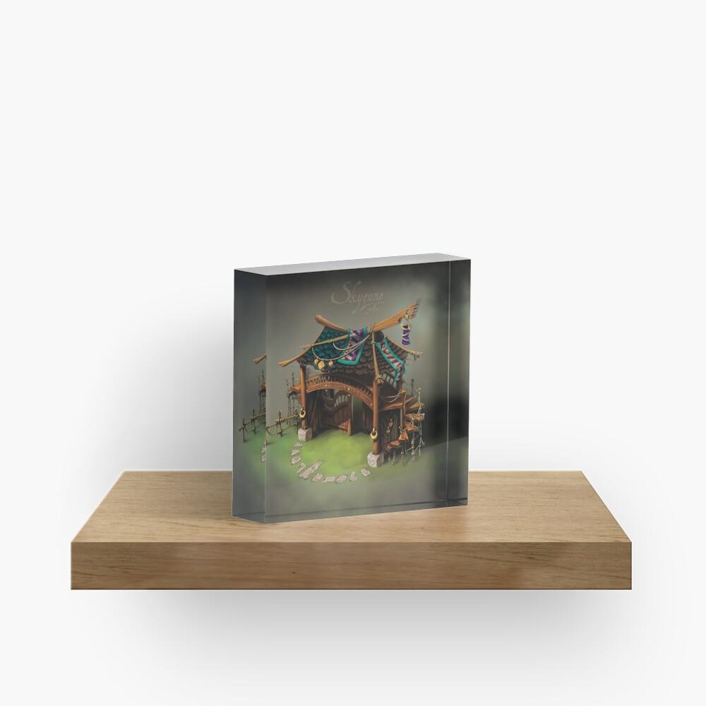Bloc acrylique «CROSSROADS by SkyzuneART»