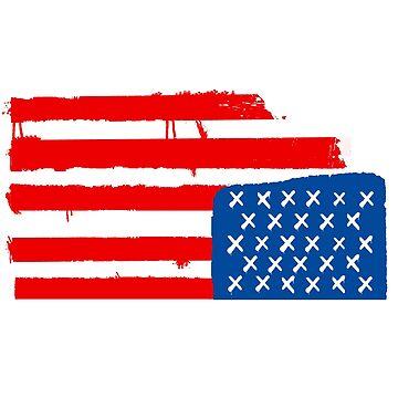 We are AMERICA by KarmaMek