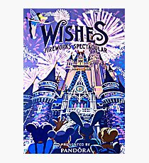 Wishes! Poster Photographic Print