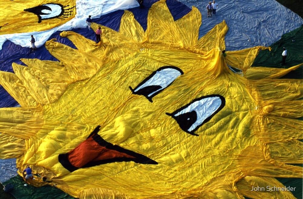 Hello, Sunshine by John Schneider