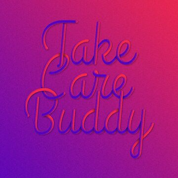 Take Care Buddy by marcopaolo-mp