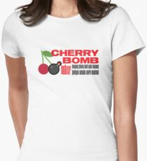 NCT 127 CHERRY BOMB Womens Fitted T-Shirt