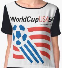 World Cup 94 USA Chiffon Top