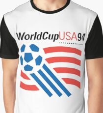 World Cup 94 USA Graphic T-Shirt