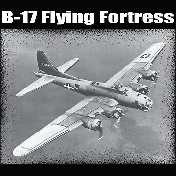 Aviation Design - B17 Flying Fortress Aircraft by kudostees