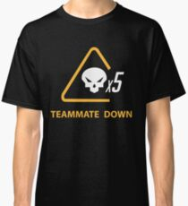 mercy team mate down Classic T-Shirt