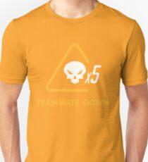 mercy team mate down Unisex T-Shirt