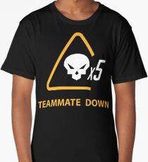 mercy team mate down Long T-Shirt
