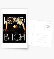 Selbstreflexion Postkarten