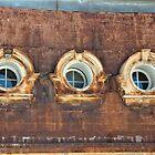 Three Eyes by phil decocco