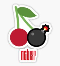 NCT 127 CHERRY BOMB 01 Sticker