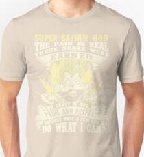 Dragon ball-z gym T-Shirt