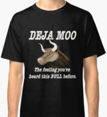 Deja Moo Classic T-Shirt