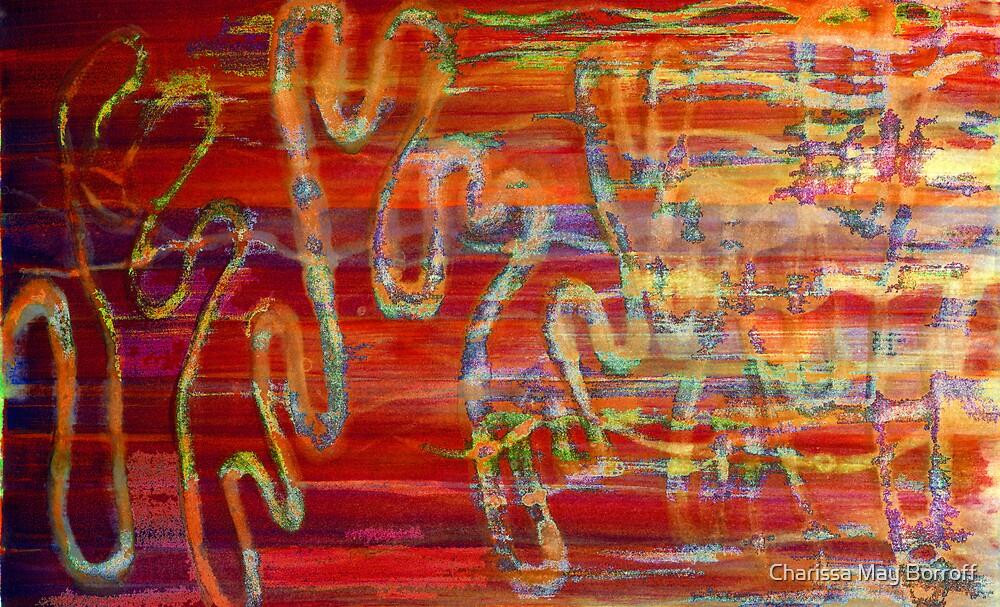 On My Wavelength by Charissa May Borroff
