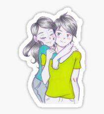 Only a Hug Sticker