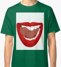 Reddish mouth Classic T-Shirt
