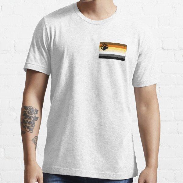 Gay Bear Pride Flag Essential T-Shirt