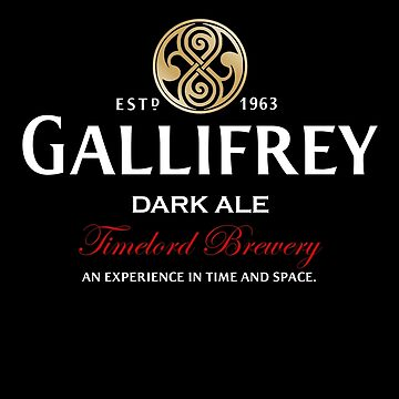 Gallifrey Dark Ale  by silentrebel