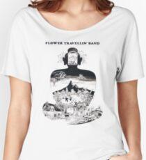 Flower Travellin' Band - Satori Women's Relaxed Fit T-Shirt