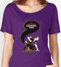 Unbeatable Squirrel Girl 3 Relaxed Fit T-Shirt