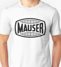 Mauser Gunpowder - Black Unisex T-Shirt
