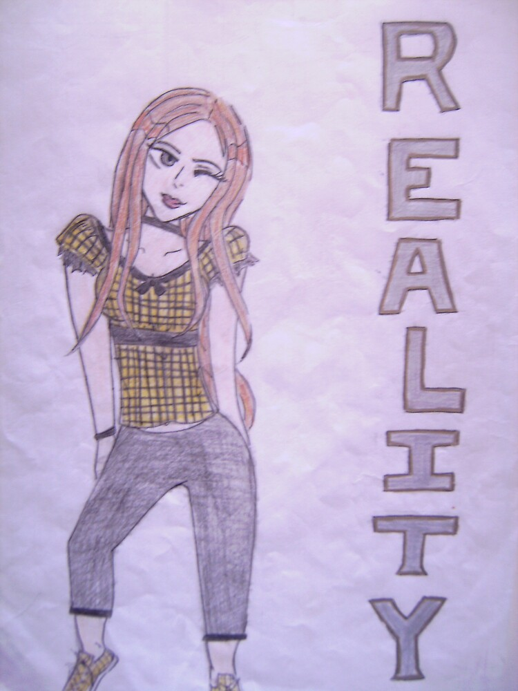Reality series: Maxine by ravns1touch