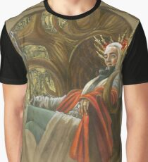 The Elf King throned Graphic T-Shirt