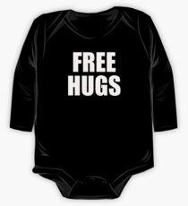 Free Hugs One Piece - Long Sleeve
