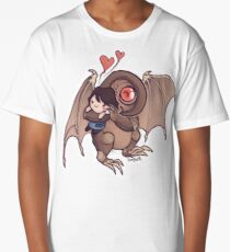 Songbird Hugs Long T-Shirt