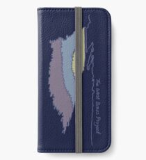 Pool Logo - The West Braes Project iPhone Wallet