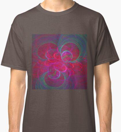 Orbital fractals Classic T-Shirt