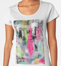 Creativity is a wild mind Frauen Premium T-Shirts