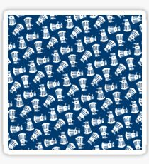 Doctor Who Dalek Pattern Sticker