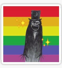 LGBT Babadook Sticker