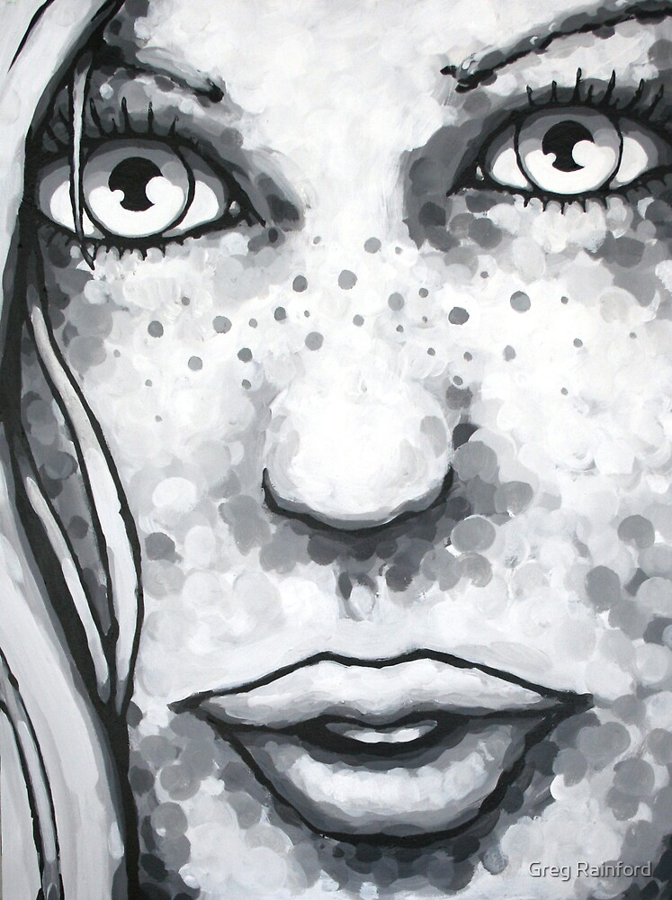 Melina by Greg Rainford