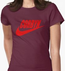 corbyn Womens Fitted T-Shirt