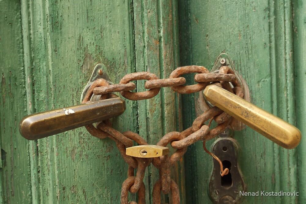 Locked by Nenad Kostadinovic