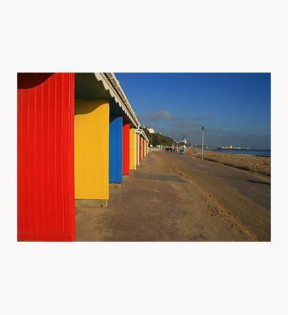 Winter Colours Photographic Print