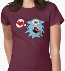 Jelli Luv Womens Fitted T-Shirt