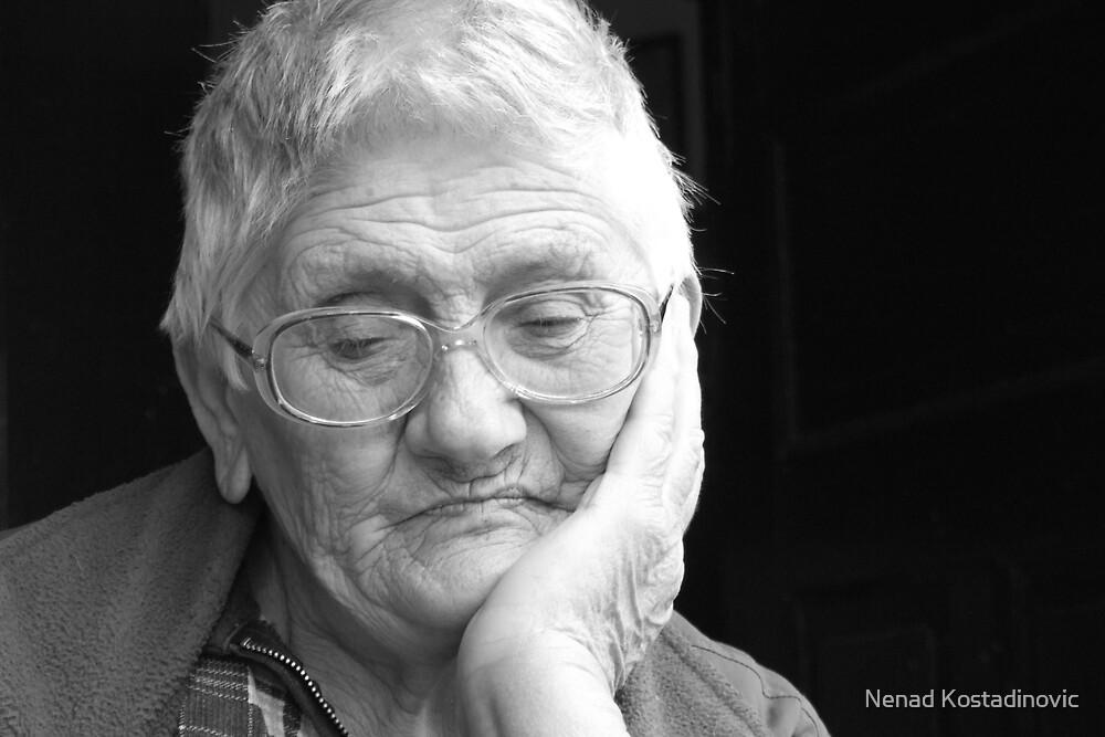 Grandma by Nenad Kostadinovic